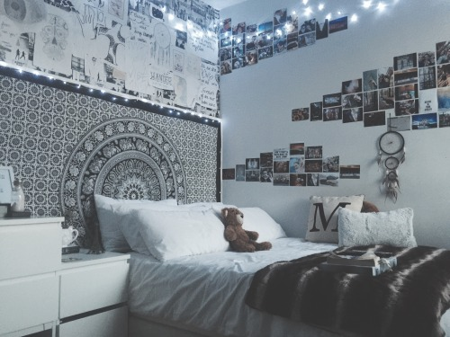 Bedroom tapestry tumblr - Tumblr teenage bedroom ...