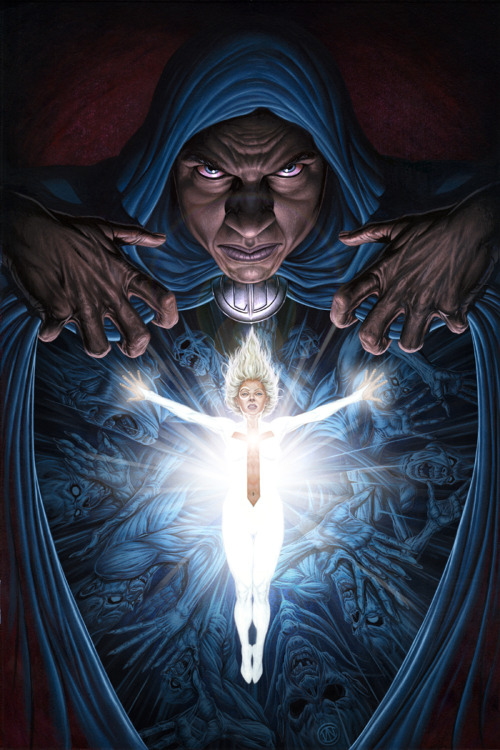 m4d-minute:  notoomch424:  antitankarrow:  Cloak and Dagger by No-Sign-of-Sanity  Loved these 2!!!   favorites