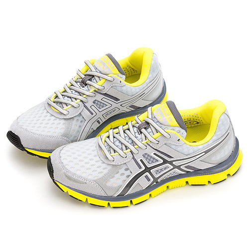 ASICS Gel Blur 33 Running Shoes Did I tell you guys I got these shoes (that retail for $85) for only $28 at Kohl's this weekend? I don't even really need new running shoes, I just couldn't resist the neon yellow!