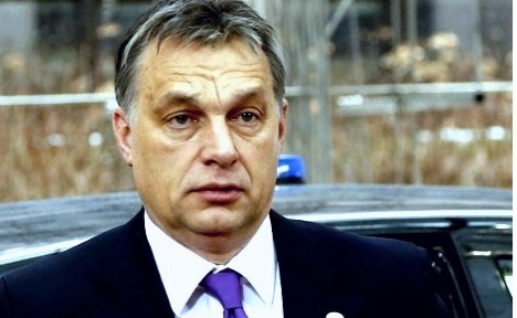 Hungary's Orban: Merkel policy like Nazi invasion  Hungarian Prime Minister Viktor Orbàn deepened diplomatic tensions with Germany after comparing the policies of German Chancellor Angela Merkel to the Nazi military invasion of his country ordered by Adolf Hitler.  http://m.thelocal.de/politics/20130520-49805.html