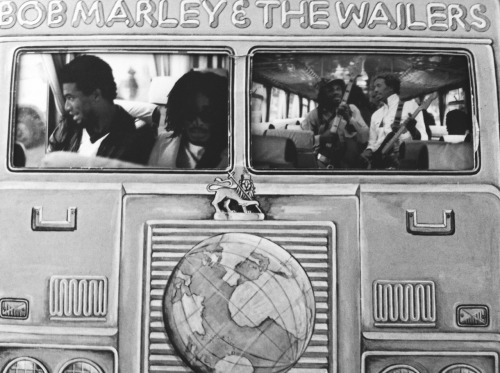 mixed-heritage:  Bob Marley & The Wailers