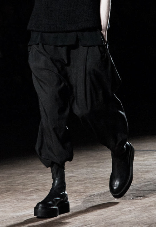 edge-to-edge:  Damir Doma FW 2011-2012