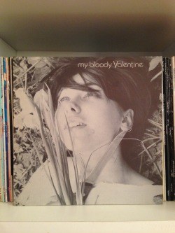 "lumpenabstract: My Bloody Valentine ""You Made Me Realise"" (Creation, 1988)"