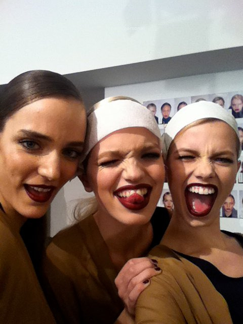 modelspersonal:  Zuzanna, Daphne, and Hailey