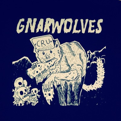 heshrats:  crikeemikee:  New gnarwolves merch  NAVY