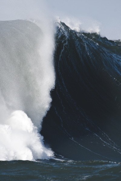 Mavericks Left Barrel