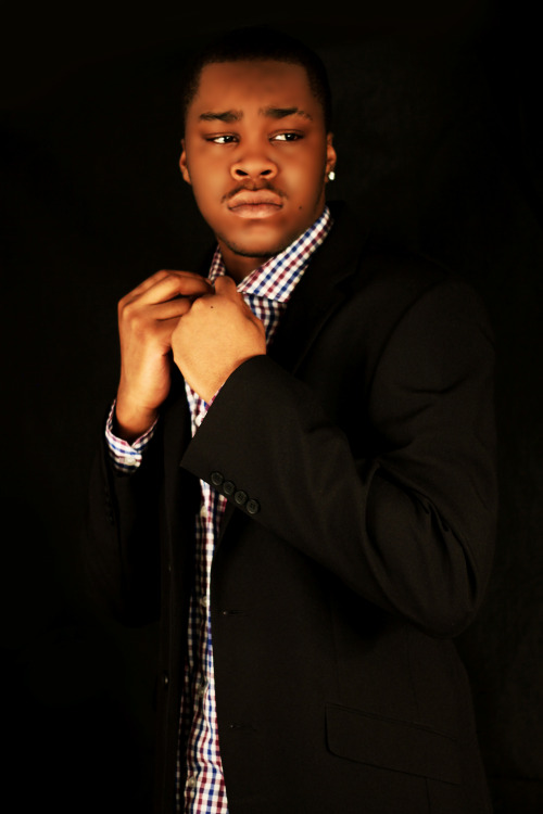 Jermaine Troublez - Fashion Modeling Photoshoot
