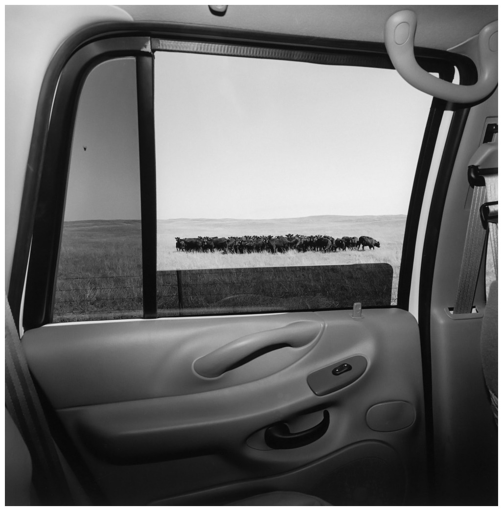 mpdrolet:  Nebraska, 1999 Lee Friedlander
