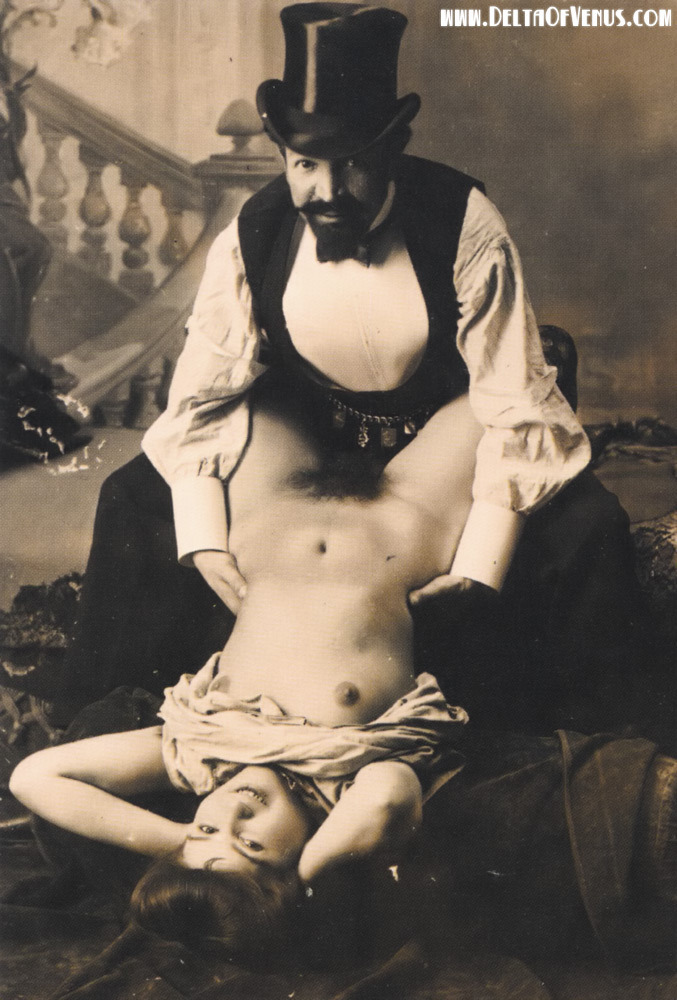 vintage-eros:  Sexy Time in the Victorian Era.