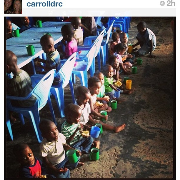 #repost this is an orphanage in DRC the bigger kids have to watch the little kids eat because there is my enough food for all the kids and the older ones can go longer without food. This is right. I never had to worry about this when I was young. Did you? #congo #starvation #dr c #children #adoption #africa #change