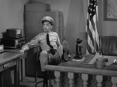 """I'm watching The Andy Griffith Show 5x22 """"If I Had a Quarter-Million"""""""