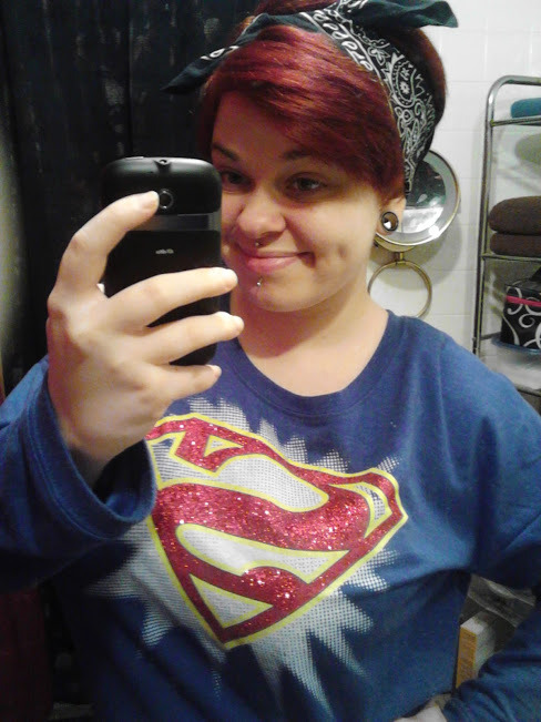 darthvaderswife:  I looked pretty exquisite today. c:
