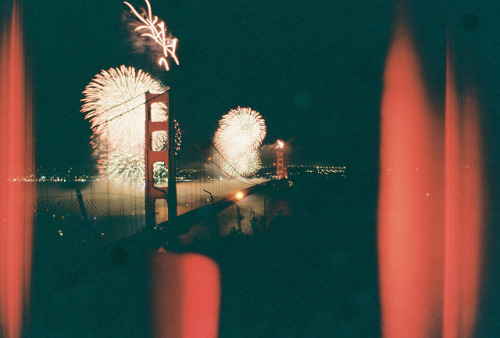 Happy 75th Birthday Golden Gate. by waspmeat. on Flickr.