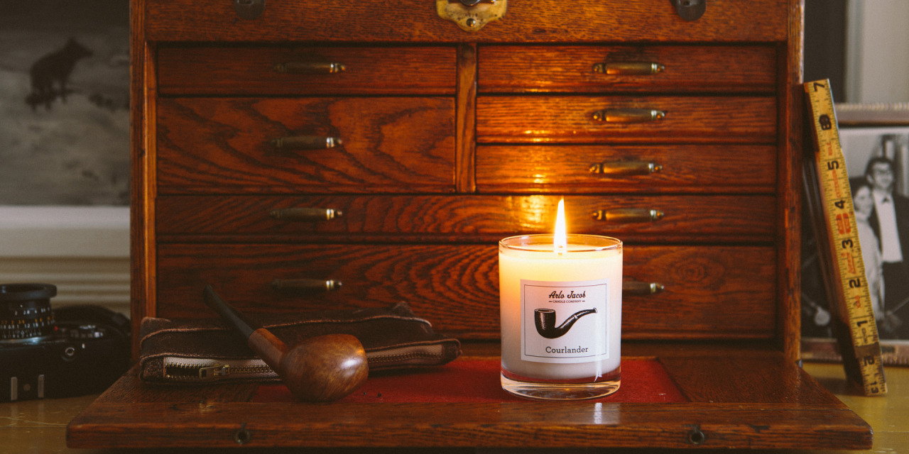 free-man:  The Courlander Candle