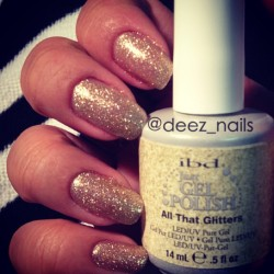 glitter + gel = my two favorites 😊 now offering gel polish manicures with a growing collection of polish… it's real out here! lol hit me up: deez_nails@hotmail.com! #deeznails #nails #nailart #nailswag #ibdgelpolish #gelpolish #glitter #nailporn #nailsoftheday #vancouver #vancouvernails #richmond #steveston