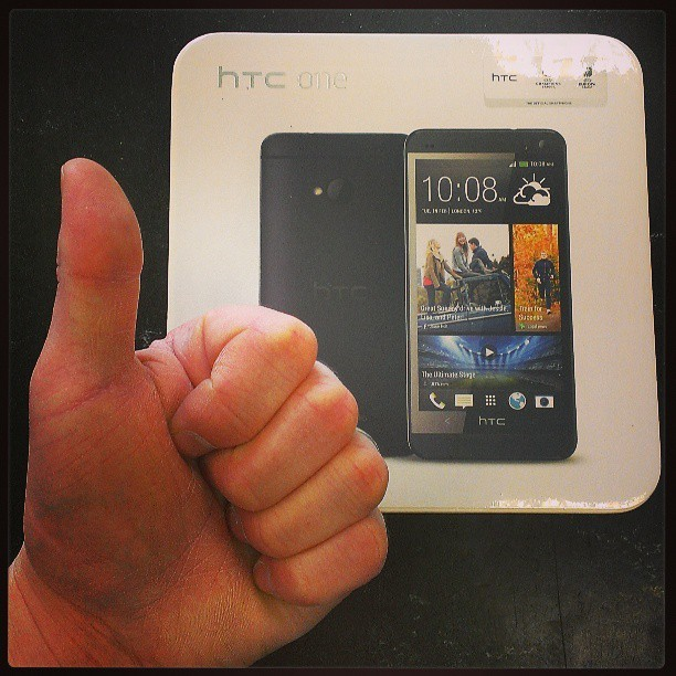 Cheers HTC #HTC #htcone#newphone