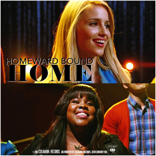 4x08 Thanksgiving | Homeward Bound / Home Requested Alternative Cover Request by neezieetee