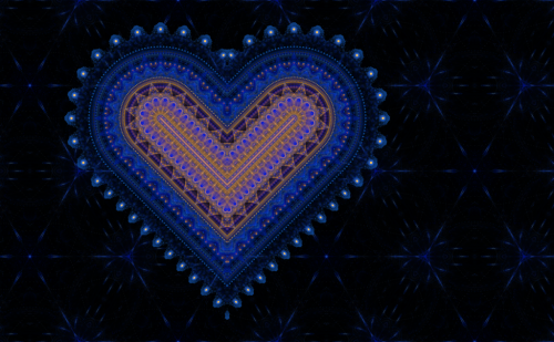 Fractal Heart by ~haywain (Wægen)       (fh528b) Available from DeviantART as high resolution (5000x5000px) download for free, or for purchase as print (prints, cards, mugs and more).