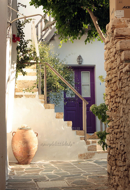 fuckyeahgreece:  A morning in Folegandros on Flickr.