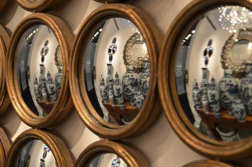 Maison objet janvier 2013 zoom sur la mise en for Miroir sorciere