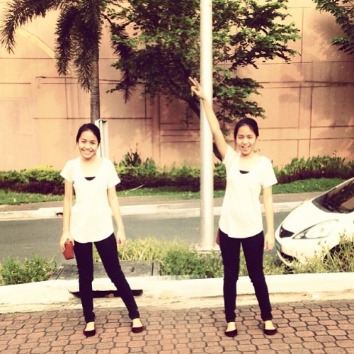 Awkward (at Alabang Town Center)