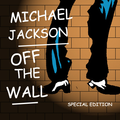 Off The Wall by Michael Jackson. Original. (6)