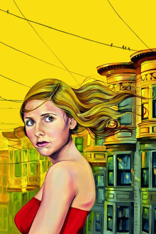 Market Monday Buffyverse Sampler one-shot, includes art by Rebekah Isaacs, colors by Michelle Madsen  Following the success of Buffy the Vampire Slayer Season 8, Dark Horse launched four separate series for the anticipated Buffy Season 9: Buffy Season 9 and Angel & Faith are direct follow-ups to Season 8, and both Spike and Willow are spinoffs from those two ongoing series. Collected here are all four #1 issues!  ~Preview~