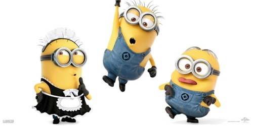 Despicable Me 2 Salutes the Kids' Choice Awards Nominees [VIDEO]