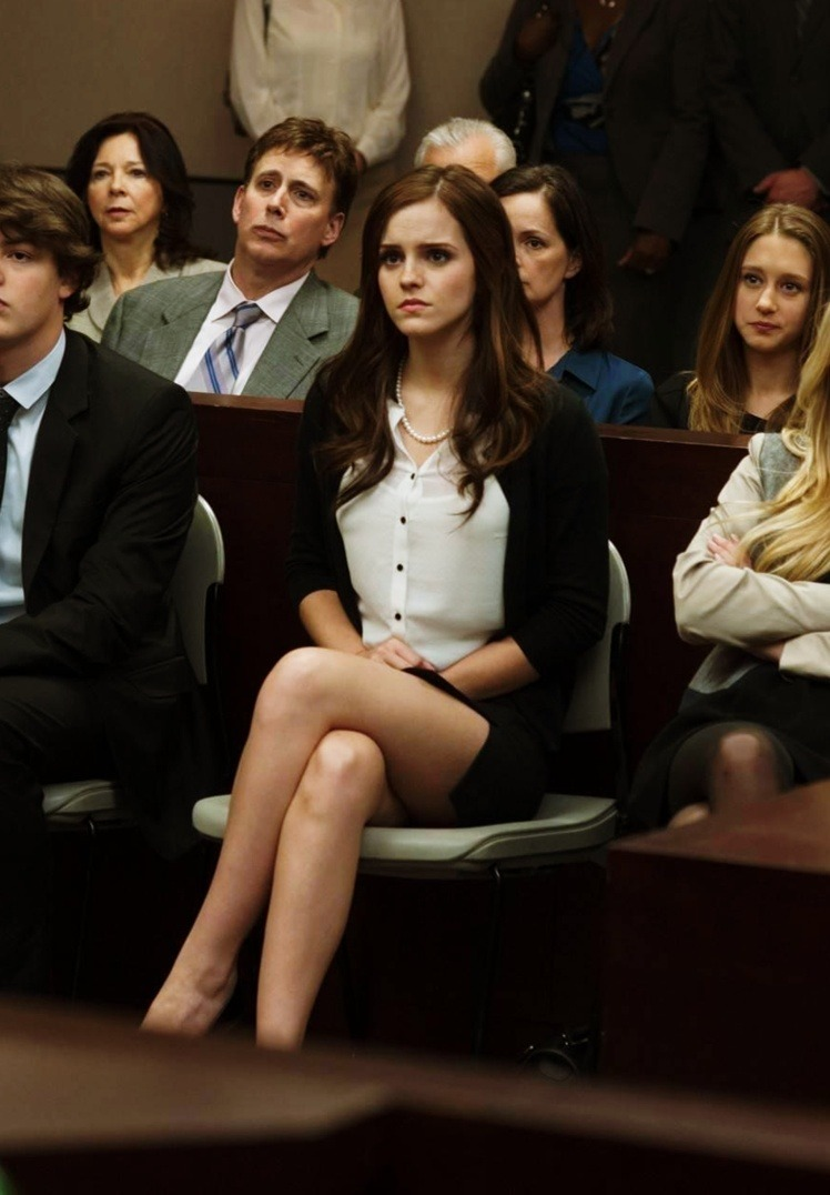 suicideblonde:  Emma Watson in The Bling Ring