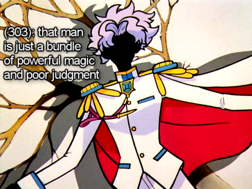 utena-tfln:  [Image - A screenshot of Dios.] [Text - (303): that man is just a bundle of powerful magic and poor judgment]