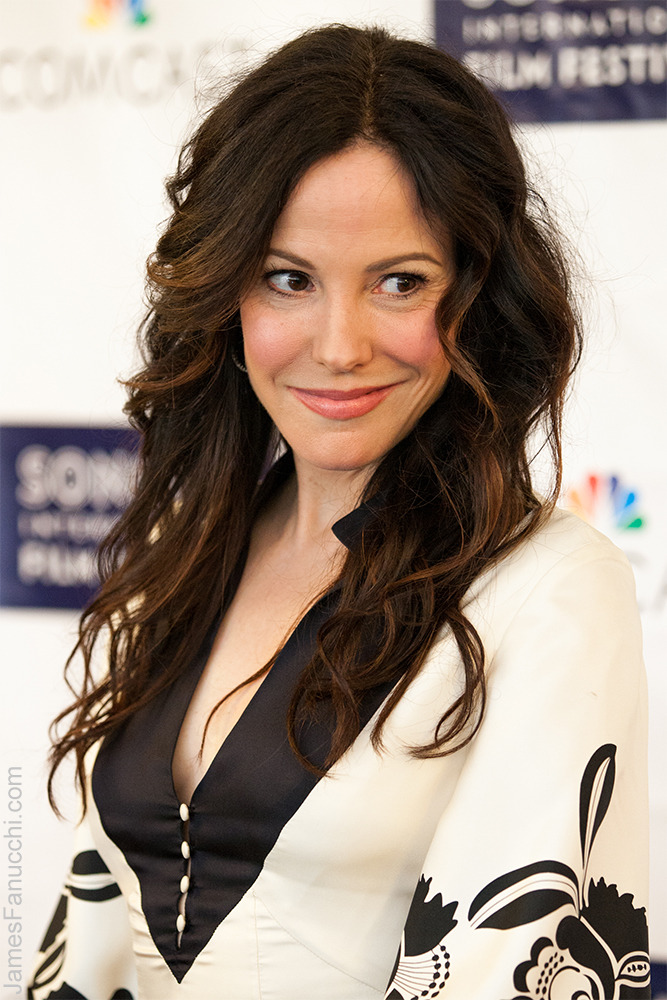 Mary Louise Parker - Actress on Showtime's television series Weeds.  2013 Sonoma International Film Festival | James Fanucchi Photography
