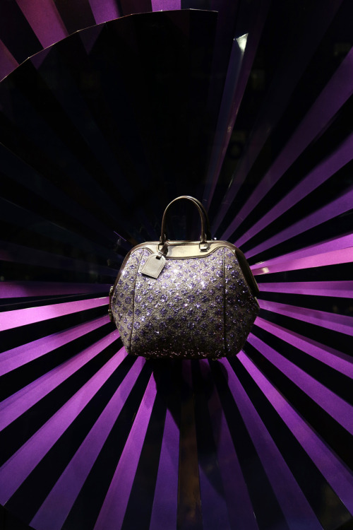 Louis Vuitton Holiday Window. 2012