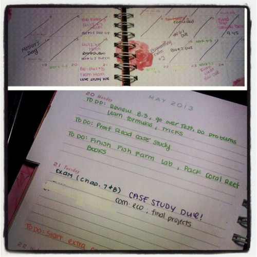 Not sure what I would do without my planner. It has kept me in line and sane this semester. Best 20 bucks, I've ever spent. #personal #planner #college #collegelife #cantlivewithoutit #lilly #pulitzer #lillypulitzer