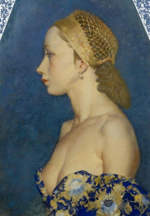 sisterwolf:  Sir William Russell Flint via