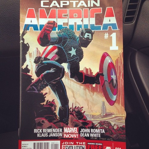 #captainamerica 1. #marvel #marvelcomics #marvelnow #marveluniverse #comicbooks