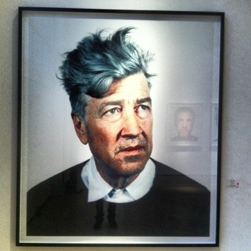 Nadav Kander  David Lynch 1.  14400,00€😁 (Camera Work)