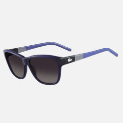 The Lacoste Color Block sunglasses will beautify your summer…
