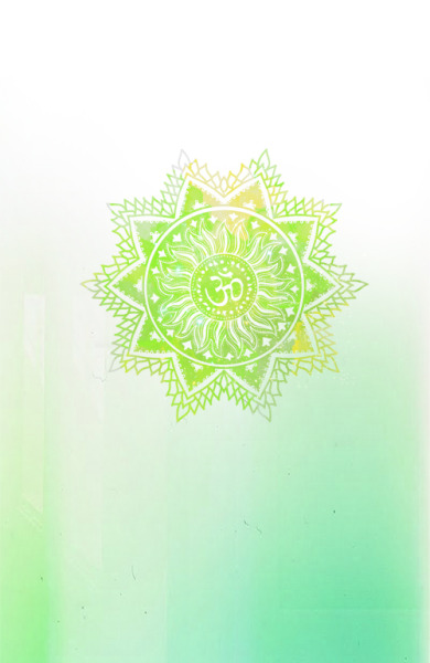 saraanneshakartillustrations:  Om: Symbol of the Absolute art - Aum lotus / sara eshak