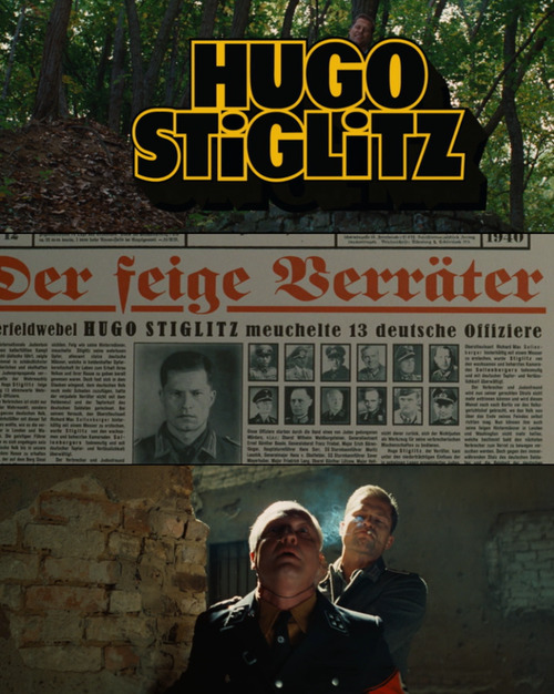 ofwgblake:  Everybody in the German army has heard of Hugo Stiglitz
