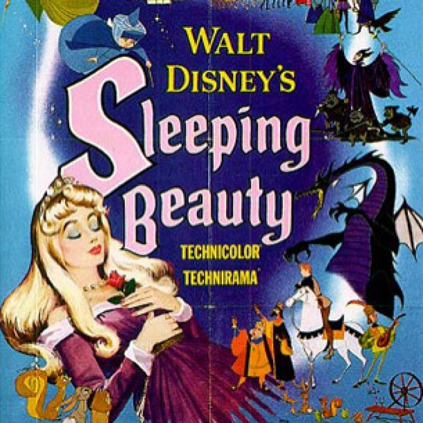 Disney Photo a Day Challenge: Day 15: Favorite Classic: Sleeping Beauty. #disneyphotoadaychallenge #disney #sleepingbeauty #princessaurora