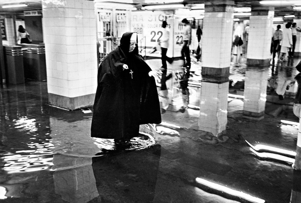 NEW YORK SUBWAY 1980s