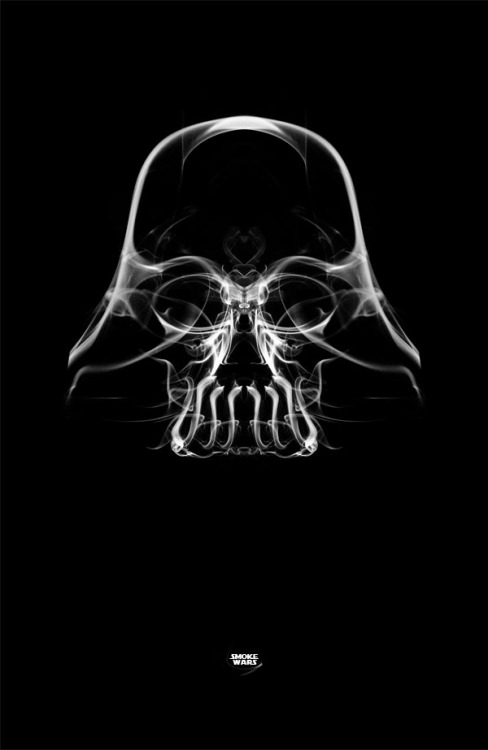 coffeenuts:  Smoke Vader by *ladyrapid
