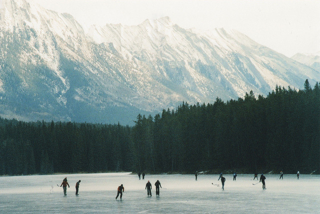savvydarling:  This Is Canada by General Hand Grenade on Flickr.