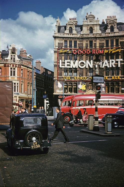London, 1957