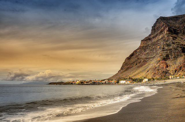 naturalattractions:  Spain natural attractions La Gomera