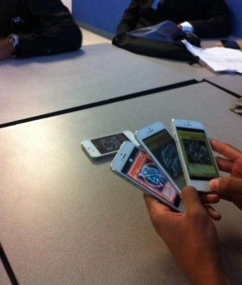 canyoudothecancan:  how rich kids play yu-gi-oh