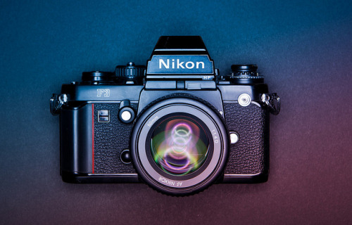 Nikon F3 by hyperfocalpoint.com on Flickr.
