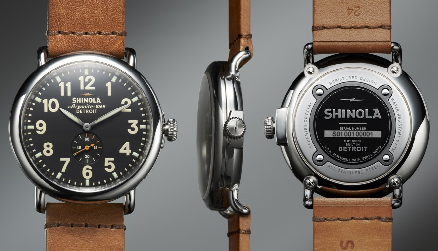 free-man:  Shinola - The Runwell