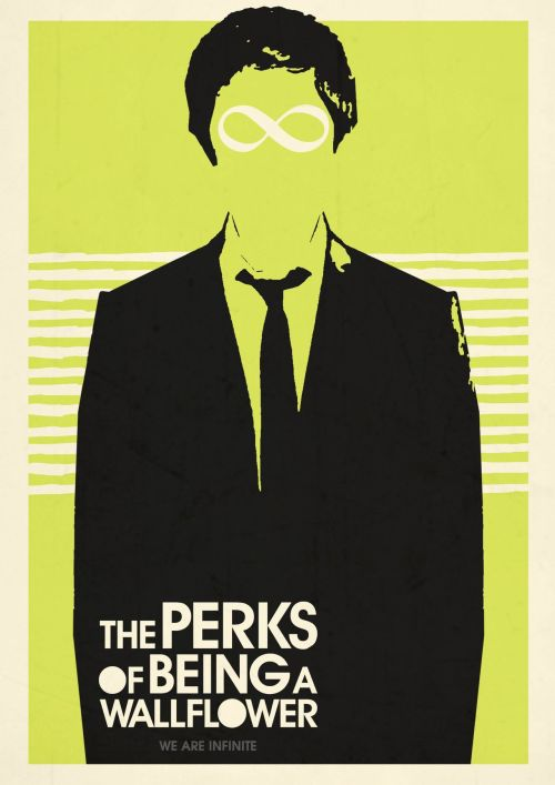 fuckyeahmovieposters:  The Perks of Being a Wallflower by Roars Adams
