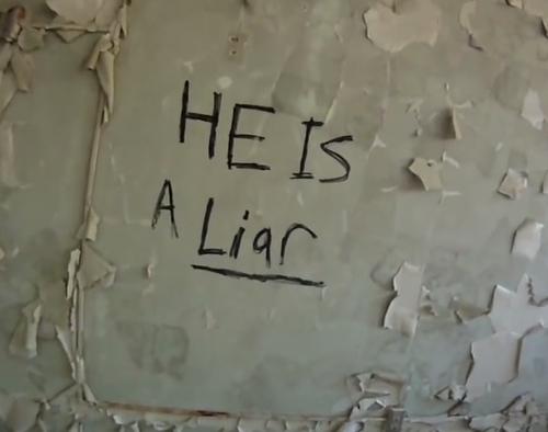who are the liars?